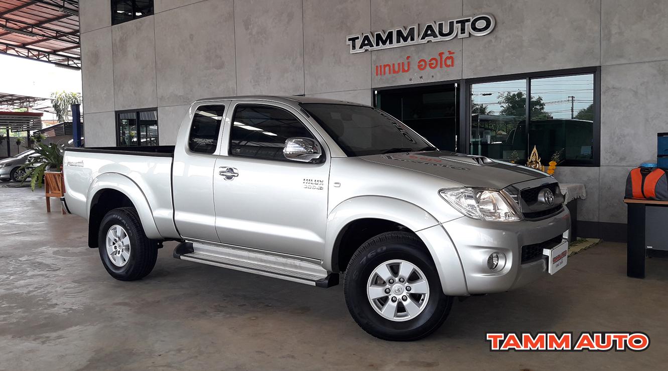 Toyota Hilux Vigo Smart Cab 3 0 E Prerunner Tammauto